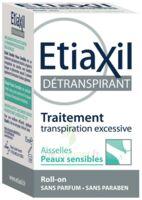 Etiaxil Aisselles Détranspirant Peau Sensibles Roll-on/15ml à TOURNAN-EN-BRIE