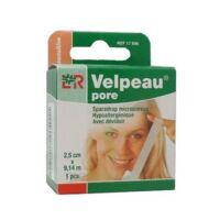 Velpeaupore Sparadrap Microporeux 2,5cmx5m à TOURNAN-EN-BRIE