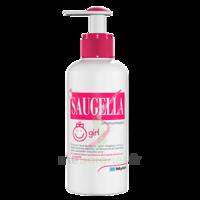 Saugella Girl Savon Liquide Hygiène Intime Fl Pompe/200ml à TOURNAN-EN-BRIE