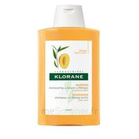 Klorane Beurre De Mangue Shampooing Cheveux Secs 200ml à TOURNAN-EN-BRIE