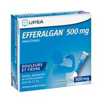 Efferalgan 500 Mg Glé En Sachet Sach/16 à TOURNAN-EN-BRIE