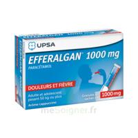 Efferalgan 1g Cappuccino Granules 8 Sachets à TOURNAN-EN-BRIE