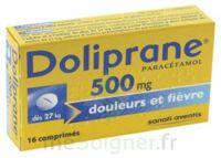 Doliprane 500 Mg Comprimés 2plq/8 (16) à TOURNAN-EN-BRIE