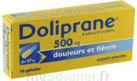 Doliprane 500 Mg Gélules B/16 à TOURNAN-EN-BRIE