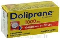 Doliprane 1000 Mg Comprimés Effervescents Sécables T/8 à TOURNAN-EN-BRIE