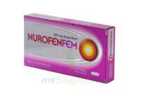 Nurofenfem 400 Mg, Comprimé Pelliculé à TOURNAN-EN-BRIE