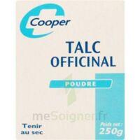 Cooper Talc, Bt 250 G à TOURNAN-EN-BRIE