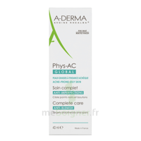 Aderma Phys'ac Global Soin Imperfection Sévères 40ml à TOURNAN-EN-BRIE