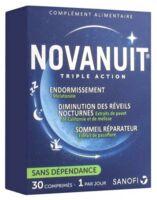 Novanuit Triple Action Comprimés B/30 à TOURNAN-EN-BRIE