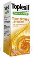 Toplexil 0,33 Mg/ml Sans Sucre Solution Buvable 150ml à TOURNAN-EN-BRIE
