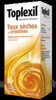 Toplexil 0,33 Mg/ml, Sirop 150ml à TOURNAN-EN-BRIE