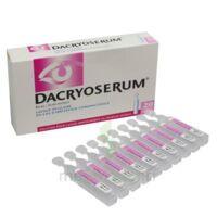 Dacryoserum Solution Pour Lavage Ophtalmique En Récipient Unidose 20unidoses/5ml à TOURNAN-EN-BRIE