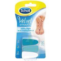 Scholl Velvet Smooth Ongles Sublimes Kit De Remplacement à TOURNAN-EN-BRIE