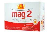 Mag 2 122 Mg S Buv En Ampoule Sans Sucre édulcoré à La Saccharine Sodique 30amp/10ml à TOURNAN-EN-BRIE
