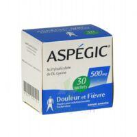 Aspegic 500 Mg, Poudre Pour Solution Buvable En Sachet-dose 30 à TOURNAN-EN-BRIE