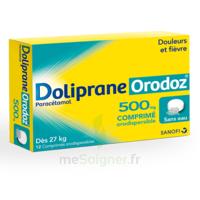 Dolipraneorodoz 500 Mg, Comprimé Orodispersible à TOURNAN-EN-BRIE