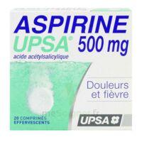 Aspirine Upsa 500 Mg, Comprimé Effervescent à TOURNAN-EN-BRIE