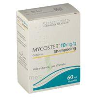 Mycoster 10 Mg/g Shampooing Fl/60ml à TOURNAN-EN-BRIE