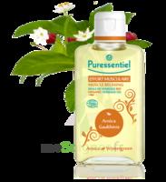 Puressentiel Articulations & Muscles Huile De Massage Bio** Effort Musculaire - Arnica - Gaulthérie - 100 Ml à TOURNAN-EN-BRIE