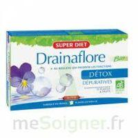 Drainaflore Bio Detox Ampoule, Bt 20 à TOURNAN-EN-BRIE
