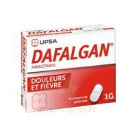 Dafalgan 1000 Mg Comprimés Pelliculés Plq/8 à TOURNAN-EN-BRIE