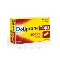 Dolipranecaps 1000 Mg Gélules Plq/8 à TOURNAN-EN-BRIE