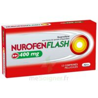 Nurofenflash 400 Mg Comprimés Pelliculés Plq/12 à TOURNAN-EN-BRIE