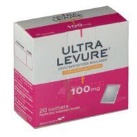 Ultra-levure 100 Mg Poudre Pour Suspension Buvable En Sachet B/20 à TOURNAN-EN-BRIE
