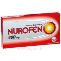 Nurofen 400 Mg Comprimés Enrobés Plq/12 à TOURNAN-EN-BRIE