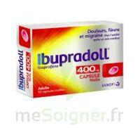 Ibupradoll 400 Mg Caps Molle Plq/10 à TOURNAN-EN-BRIE