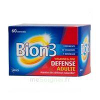 Bion 3 Défense Adulte Comprimés B/60 à TOURNAN-EN-BRIE