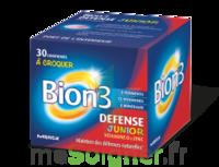 Bion 3 Défense Junior Comprimés à Croquer Framboise B/30 à TOURNAN-EN-BRIE