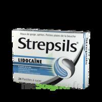 Strepsils Lidocaïne Pastilles Plq/24 à TOURNAN-EN-BRIE