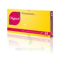 Oligosol Potassium Solution Buvable En Ampoule 14amp/2ml à TOURNAN-EN-BRIE