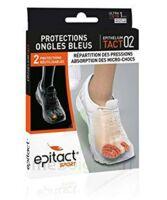 Epitact Sport Protections Ongles Bleus Epitheliumtact 02, Xlarge à TOURNAN-EN-BRIE