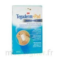Tegaderm + Pad, 9 Cm X 10 Cm , Bt 10 à TOURNAN-EN-BRIE