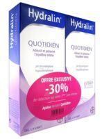Hydralin Quotidien Gel Lavant Usage Intime 2*200ml à TOURNAN-EN-BRIE