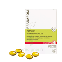 Oléocaps 4 Caps Système Immunitaire Bio B/30 à TOURNAN-EN-BRIE