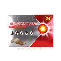 Nurofenplast 200 Mg Emplâtre Médic 4sach à TOURNAN-EN-BRIE