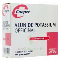 Cooper Alun Potassium Poudre B/250g à TOURNAN-EN-BRIE