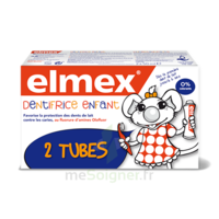 Elmex Duo Dentifrice Enfant, Tube 50 Ml X 2 à TOURNAN-EN-BRIE
