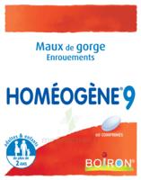 Boiron Homéogène 9 Comprimés à TOURNAN-EN-BRIE