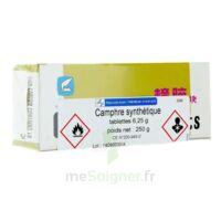 Cooper Camphre Tablettes 250g à TOURNAN-EN-BRIE