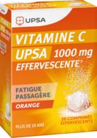 Vitamine C Upsa Effervescente 1000 Mg, Comprimé Effervescent à TOURNAN-EN-BRIE